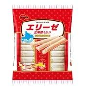エリーゼ北海道ミルク 16本(2本x8袋)