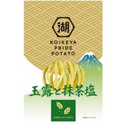 KOIKEYA PRIDE POTATO 玉露と抹茶塩 60g
