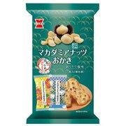 マカダミアナッツおかき 7枚
