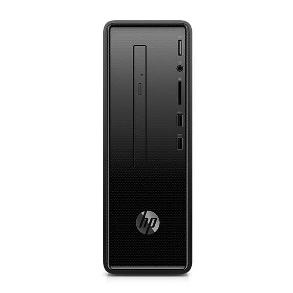 6DW23AA-AABZ HP Slim 290-p0000 G1モデル [デスクトップパソコン Core i3-9100/メモリ 8GB/HDD 1TB/DVDライター/Windows 10 Home 64bit/Office Home & Business 2019/ダークブラック]