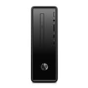 6DW24AA-AABY HP Slim 290-p0000 G1モデル [デスクトップパソコン Core i5-9400/メモリ 8GB/HDD 1TB/DVDライター/Windows 10 Home 64bit/Office Home & Business 2019/ダークブラック]