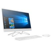 6DV83AA-AAAB HP 24-f0000 AiO G1モデル [Core i3-9100T/メモリ 8/Windows 10 Home 64bit/2TB/Office Home & Business 2019/ピュアホワイト]