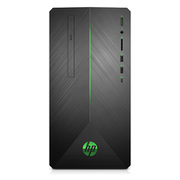 6DW28AA-AAAM HP Pav Gaming 690-0000 G1モデル [Core i5-9400/メモリ 8GB/256+1TB/NVIDIA GeForce GTX 1650/Windows 10 Home (64bit)]