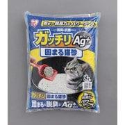 GN-8 [ガッチリ固まる猫砂Ag+ 8L]