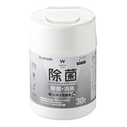 WC-AG30N [ウェットティッシュ 除菌 ボトル 30枚]
