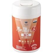 WC-JU110N2 [ウェットティッシュ 汚れ落とし 強力 ボトル 110枚]