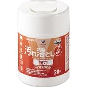 WC-JU30N2 [ウェットティッシュ 汚れ落とし 強力 ボトル 30枚]