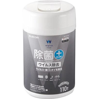WC-VR110N [ウェットティッシュ ウイルス ボトル 110枚]