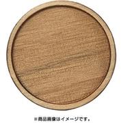 WP-023 ミニチュアパーツ 丸皿C S 2個入り [木製ミニチュア素材]