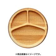 WP-026 ミニチュアパーツ 丸皿F SS 2個入り [木製ミニチュア素材]