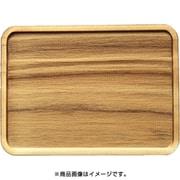 WP-047 ミニチュアパーツ トレー 長方形A M 1個 [木製ミニチュア素材]