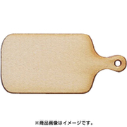 WP-071 ミニチュアパーツ カッティングボードB SS 2個 [木製ミニチュア素材]