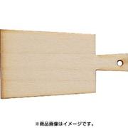 WP-076 ミニチュアパーツ カッティングボードE S 2個 [木製ミニチュア素材]