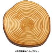 WP-079 ミニチュアパーツ カッティングボード丸太 SS 2個 [木製ミニチュア素材]
