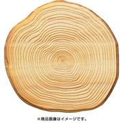 WP-082 ミニチュアパーツ カッティングボード丸太 L 1個 [木製ミニチュア素材]