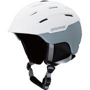 HSF-230L HSF-230L W/GRYW/GRY Lサイズ [スキー ヘルメット 一般]