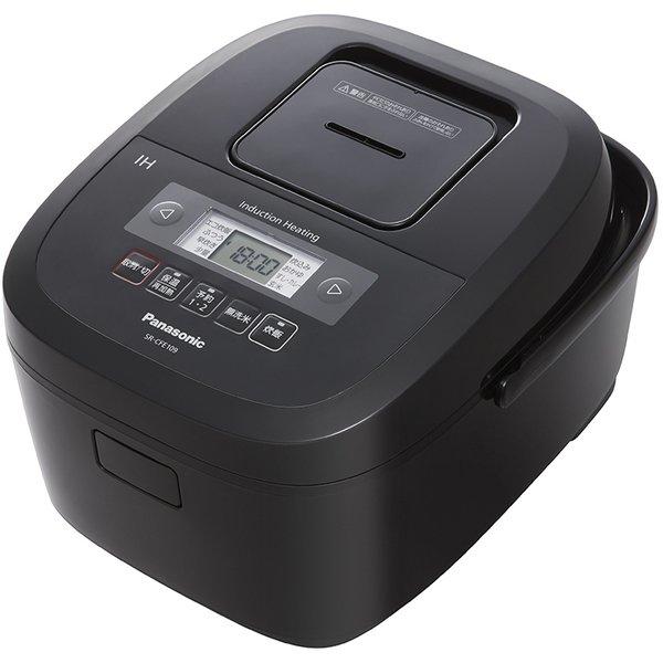SR-CFE109-K [IH炊飯器 5.5合炊き ブラック]