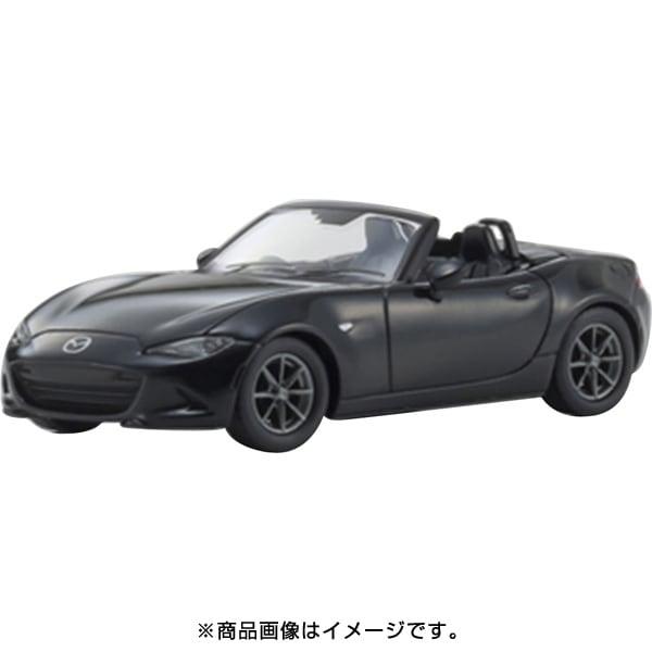 KS07068A3 1/64 マツダ ロードスター RS 2015 ブラック [ダイキャストミニカー]