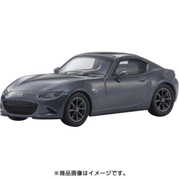 KS07068A4 1/64 マツダ ロードスター RF 2015 グレー [ダイキャストミニカー]