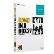 Band-in-a-Box 27 for Win BasicPAK [自動作曲・編曲アプリ]