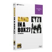 Band-in-a-Box 27 for Win EverythingPAK [自動作曲・編曲アプリ]