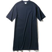 LONG ONE-PIECE MW38353 N [アウトドア スカート レディース]