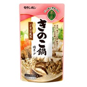 きのこ鍋用スープ ごま豆乳味 750g