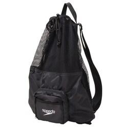 ポケッタブルメッシュバッグ Pocketable Mesh Bag SE21911 (K)ブラック [スイミング プールバッグ]