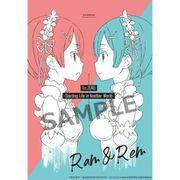 Re:ゼロから始める異世界生活 謎ファイル ラム&レムver 天使にサプライズを [キャラクターグッズ]
