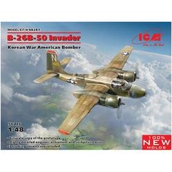 48281 B-26B-50 インベーダー コリアンウォー [1/48スケール プラモデル]