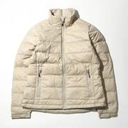 マウンテンスカイライン ウィメンズジャケット PL5080 160 Fossil Mサイズ [アウトドア ダウン ジャケット レディース]