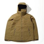 レイクパウエルジャケット PM5690 (334)Olive Brown Lサイズ [アウトドア ジャケット メンズ]