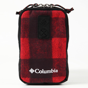 ナイオベ PU2012 614 Mountain Red Pattern [ポケット付きポーチ]