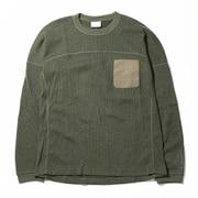 コロラドロードロングスリーブ PM1564 348 Surplus Green Heather XLサイズ [アウトドア カットソー メンズ]