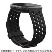 FB171SBBKL [Fitbit Versaシリーズ専用 スポーツバンド Black Lサイズ]