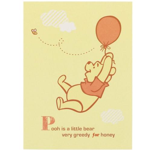 S2823527 [限定 ブック型付箋 Winnie the Pooh3 プー]