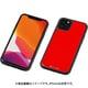 DCS-IPE19LRD [iPhone 11 Pro Max Hybrid Case Etanze レッド(強化ガラス、TPU、ポリカ)]