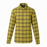 Ws Classic Hiking Shirt 422841 イエローGR Lサイズ [アウトドア シャツ レディース]