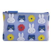PG-35103 NUU CLEAR miffy and cat ブルー [キャラクターグッズ]