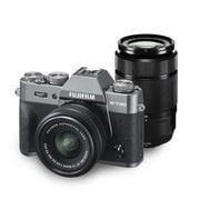 FUJIFILM X-T30 ダブルズームレンズキット チャコールシルバー [ボディ+交換レンズ「XC15-45mm F3.5-5.6 OIS PZ」+「XC50-230mm F4.5-6.7 OIS II」]