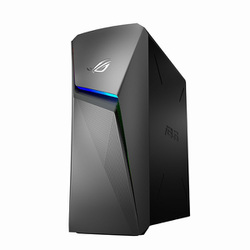 GL10CS-I7G1650 [ゲーミングデスクトップパソコン Core i7-9700K/GeForce GTX 1650/メモリ 16GB/SSD 256GB/HDD 1TB/Windows 10 Home 64ビット/アイアングレー]