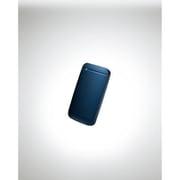 ESD-EF1000GNV [外付けSSD 小型ポータブルSSD 高速 USB3.2 Gen1 対応 TLC搭載 Type-C&Type-Aケーブル付属 1TB ネイビー]