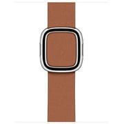 Apple Watch 40mmケース サドルブラウンモダンバックル M [MWRD2FE/A]