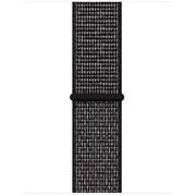 Apple Watch 40mmケース ブラックNikeスポーツループ [MX7Y2FE/A]