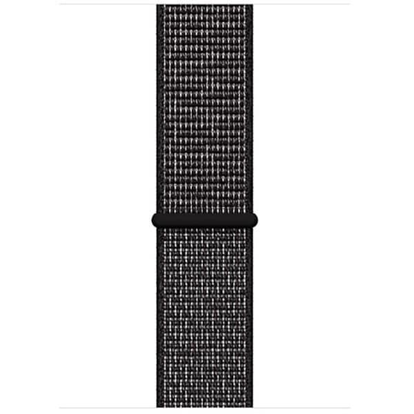 Apple Watch 44mmケース ブラックNikeスポーツループ [MX812FE/A]