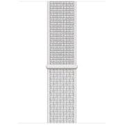 Apple Watch 44mmケース サミットホワイトNikeスポーツループ [MX822FE/A]