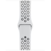 Apple Watch 40mmケース ピュアプラチナム Nikeスポーツバンド [MX8D2FE/A]