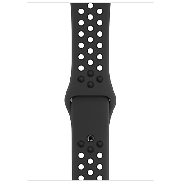 Apple Watch 44mmケース アンスラサイト Nikeスポーツバンド [MX8E2FE/A]