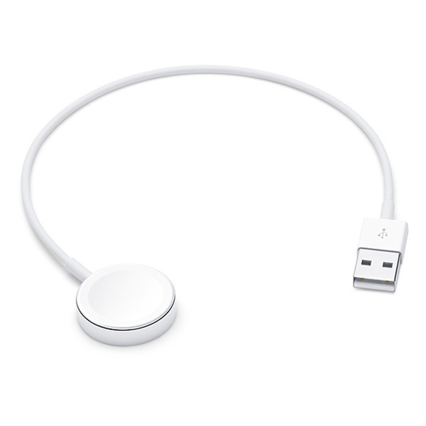 Apple Watch磁気充電ケーブル 0.3m [MX2G2AM/A]