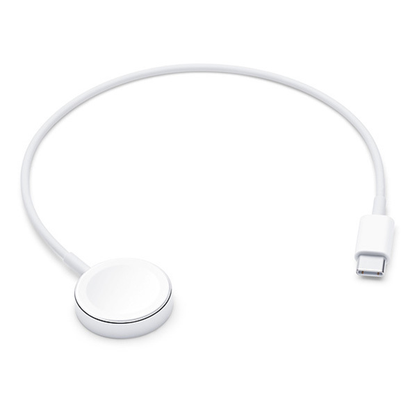 Apple Watch磁気充電USB-Cケーブル 0.3m [MX2J2AM/A]